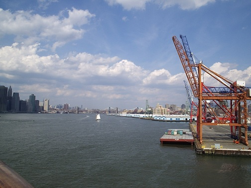 Waterfront Commission of New York Harbor (WCNYH)